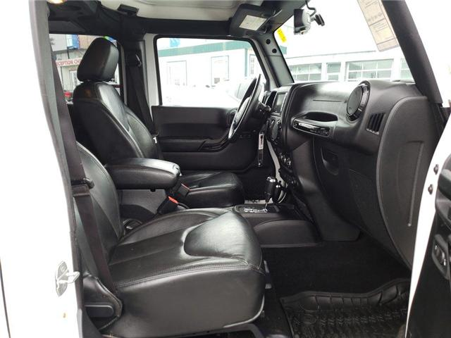 2015 Jeep Wrangler Unlimited Sahara (Stk: 0191904A) in Newmarket - Image 27 of 30