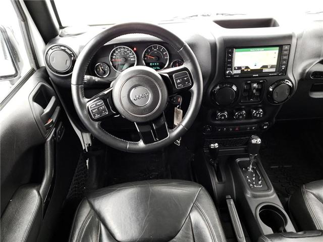 2015 Jeep Wrangler Unlimited Sahara (Stk: 0191904A) in Newmarket - Image 30 of 30