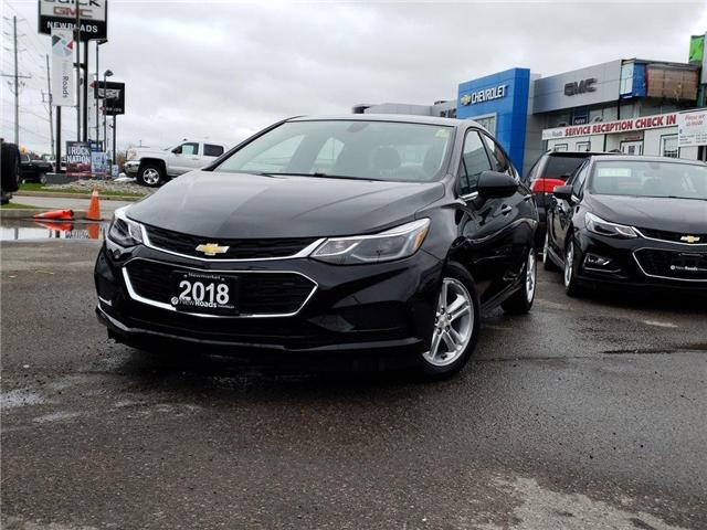 2018 Chevrolet Cruze LT Auto (Stk: NR13372) in Newmarket - Image 1 of 21