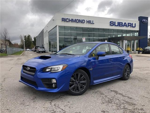 2017 Subaru WRX Sport (Stk: LP0263) in RICHMOND HILL - Image 1 of 24