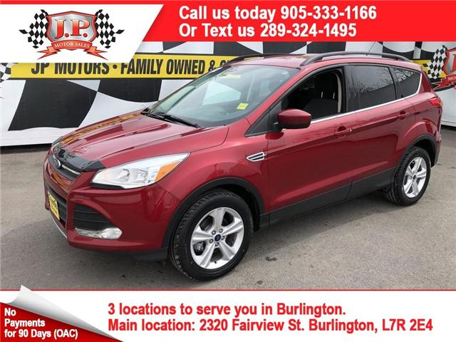 2016 Ford Escape SE (Stk: 46580) in Burlington - Image 1 of 25