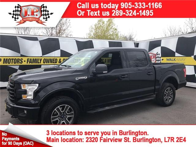 2016 Ford F-150 XLT (Stk: 46773) in Burlington - Image 1 of 24