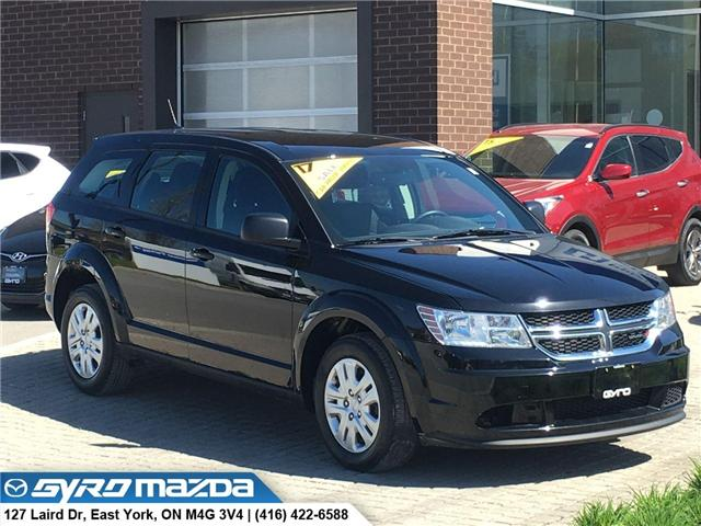 2017 Dodge Journey CVP/SE (Stk: 28759A) in East York - Image 1 of 30