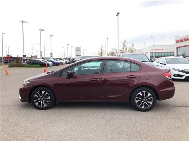 2015 Honda Civic EX (Stk: I190879A) in Mississauga - Image 4 of 20