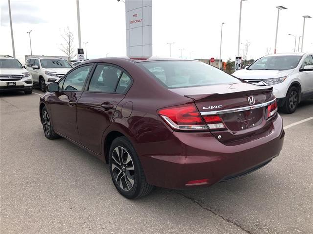2015 Honda Civic EX (Stk: I190879A) in Mississauga - Image 5 of 20