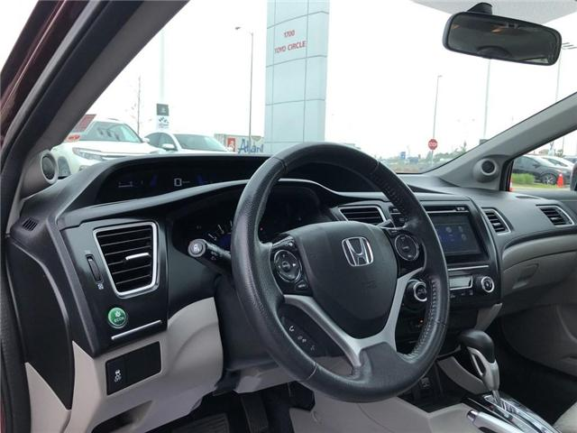 2015 Honda Civic EX (Stk: I190879A) in Mississauga - Image 12 of 20