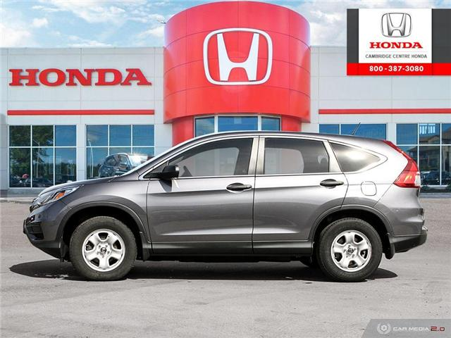 2016 Honda CR-V LX (Stk: 19180B) in Cambridge - Image 3 of 27