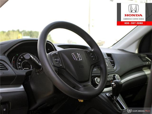 2016 Honda CR-V LX (Stk: 19180B) in Cambridge - Image 13 of 27
