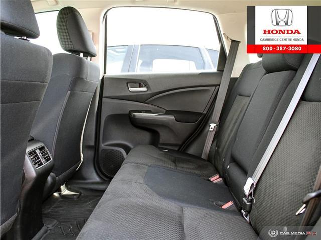 2016 Honda CR-V LX (Stk: 19180B) in Cambridge - Image 24 of 27