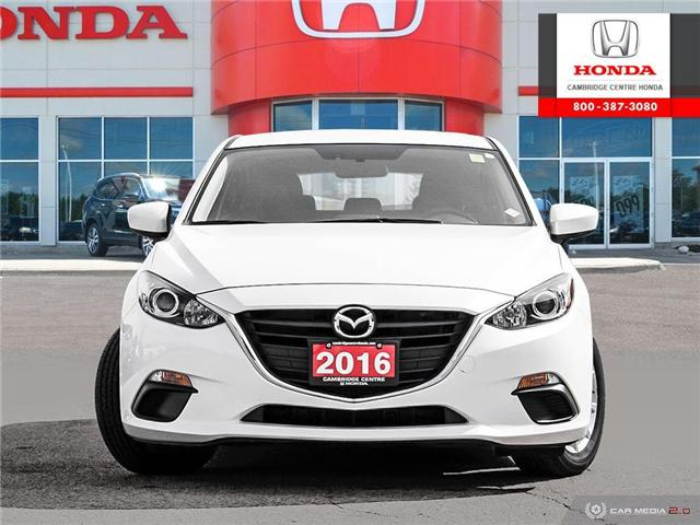 2016 Mazda Mazda3 GS (Stk: 19782A) in Cambridge - Image 2 of 27