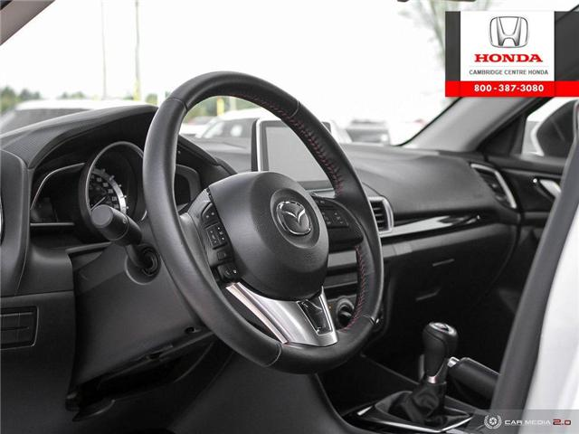 2016 Mazda Mazda3 GS (Stk: 19782A) in Cambridge - Image 13 of 27