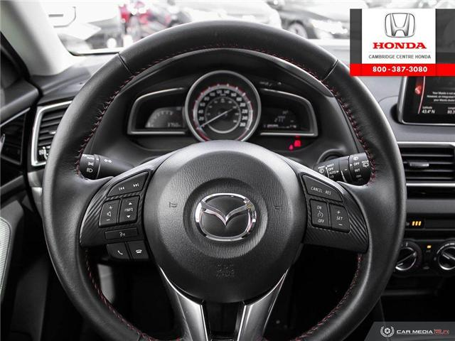 2016 Mazda Mazda3 GS (Stk: 19782A) in Cambridge - Image 14 of 27