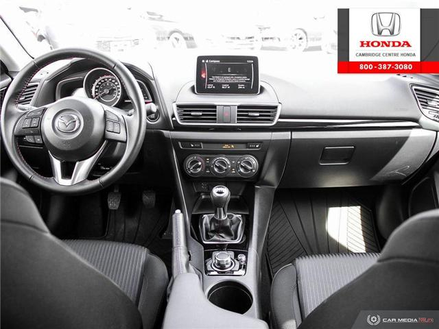 2016 Mazda Mazda3 GS (Stk: 19782A) in Cambridge - Image 25 of 27
