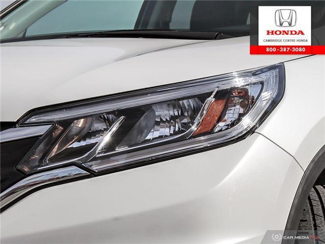 2015 Honda CR-V LX (Stk: 19749A) in Cambridge - Image 10 of 27