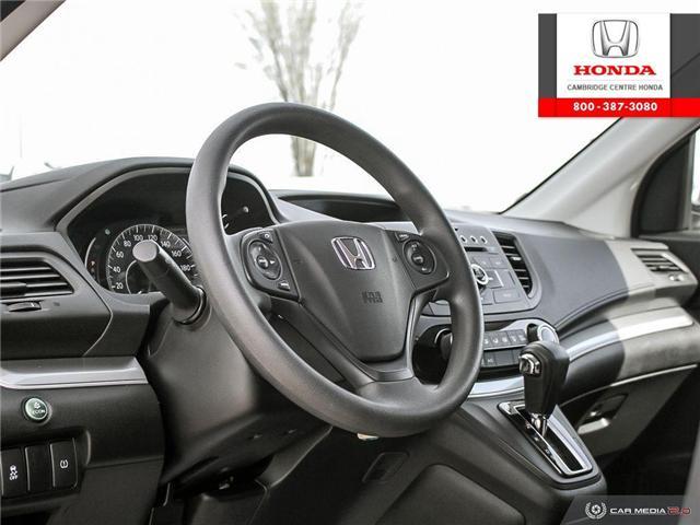 2015 Honda CR-V LX (Stk: 19749A) in Cambridge - Image 13 of 27