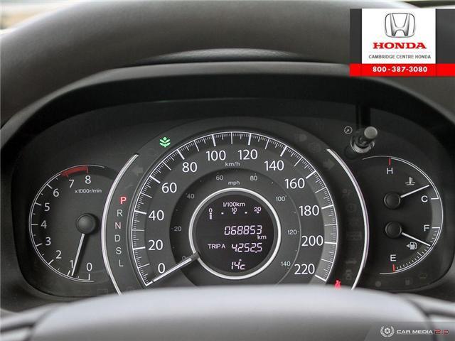 2015 Honda CR-V LX (Stk: 19749A) in Cambridge - Image 15 of 27