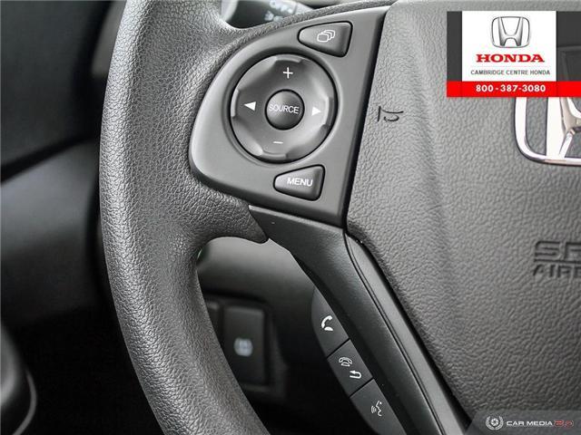2015 Honda CR-V LX (Stk: 19749A) in Cambridge - Image 18 of 27