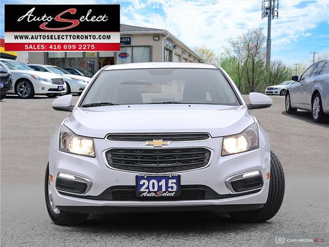2015 Chevrolet Cruze  (Stk: 15CCR21V) in Scarborough - Image 2 of 28