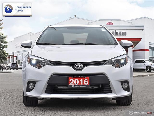 2016 Toyota Corolla  (Stk: 58202A) in Ottawa - Image 2 of 29