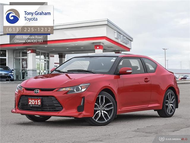 2015 Scion tC Base (Stk: E7831) in Ottawa - Image 1 of 28