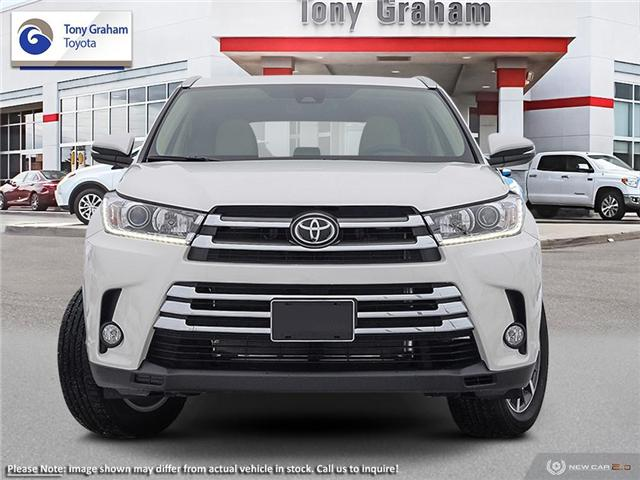 2019 Toyota Highlander XLE AWD SE Package (Stk: 58282) in Ottawa - Image 2 of 23