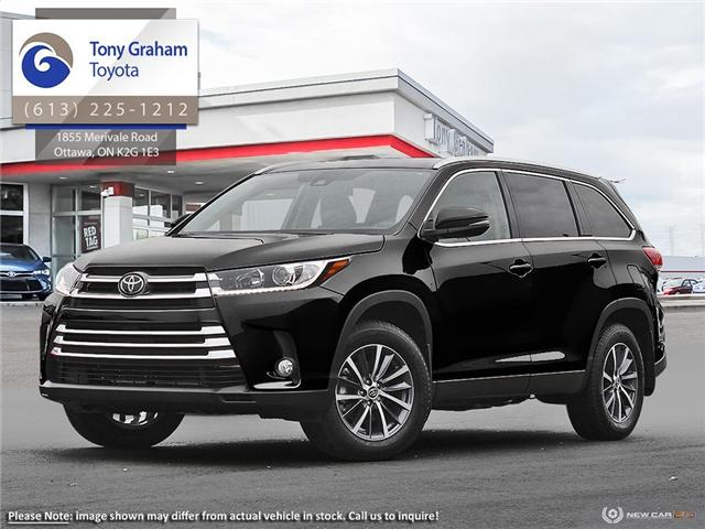 2019 Toyota Highlander XLE (Stk: 58283) in Ottawa - Image 1 of 22