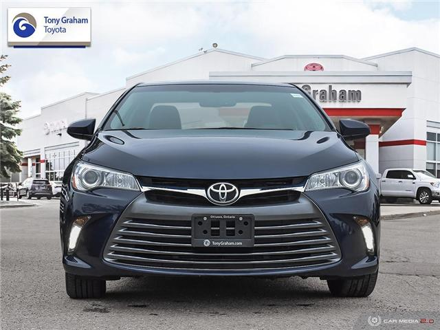 2015 Toyota Camry XLE (Stk: E7836) in Ottawa - Image 2 of 29