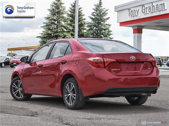 2019 Toyota Corolla LE (Stk: U9108) in Ottawa - Image 4 of 29