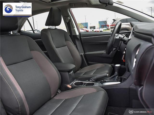 2019 Toyota Corolla LE (Stk: U9108) in Ottawa - Image 24 of 29