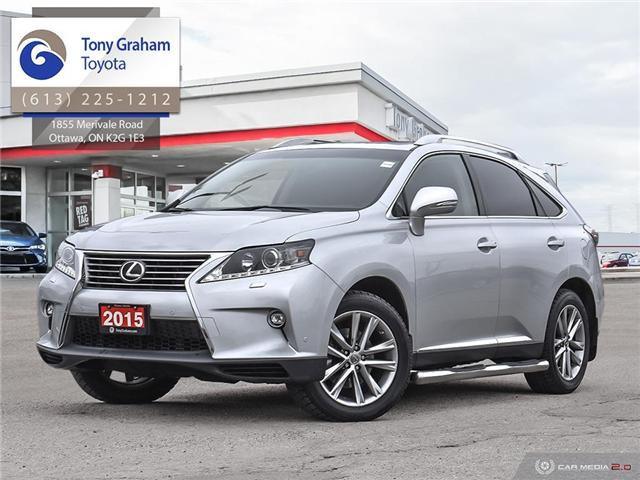 2015 Lexus RX 350 Sportdesign (Stk: D11324A) in Ottawa - Image 1 of 29