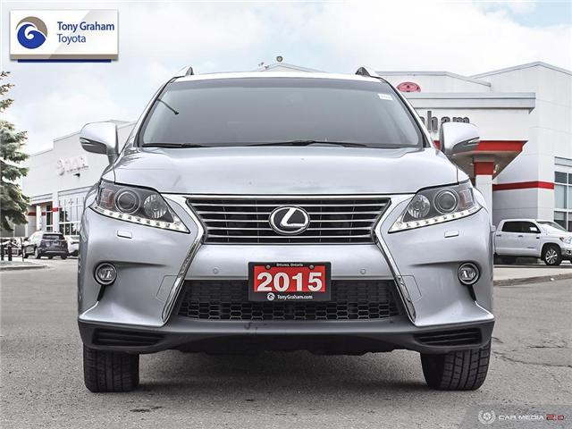 2015 Lexus RX 350 Sportdesign (Stk: D11324A) in Ottawa - Image 2 of 29