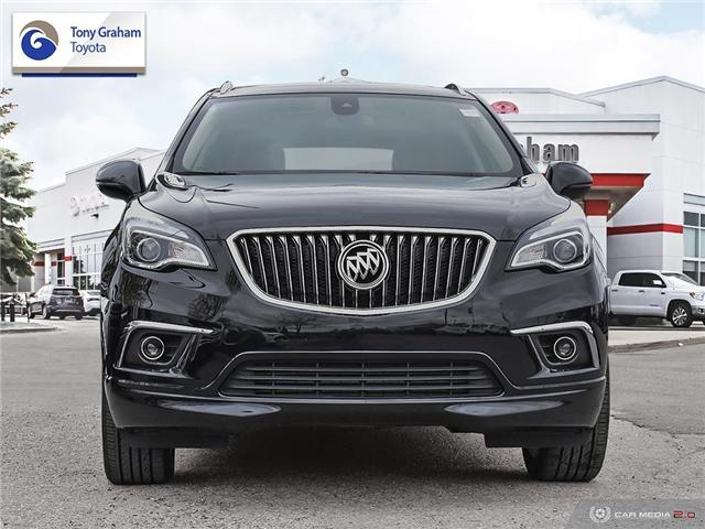 2017 Buick Envision Premium I (Stk: 56503A) in Ottawa - Image 2 of 29