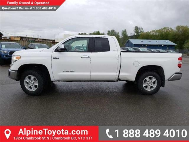 2015 Toyota Tundra  (Stk: X454237M) in Cranbrook - Image 2 of 17
