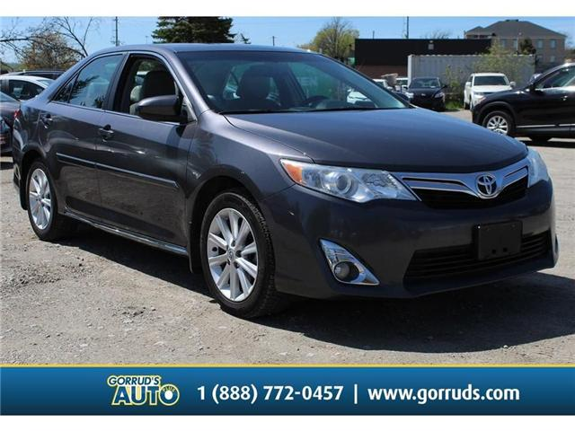2014 Toyota Camry XLE (Stk: 827249) in Milton - Image 1 of 15