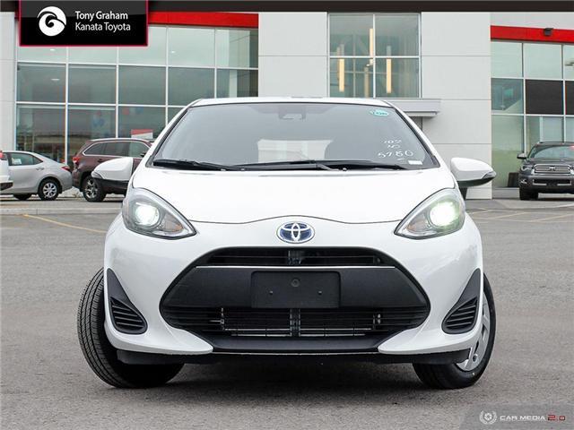 2019 Toyota Prius C Upgrade Package (Stk: 89410) in Ottawa - Image 2 of 27