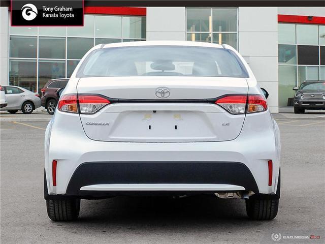 2020 Toyota Corolla LE (Stk: 89403) in Ottawa - Image 5 of 27