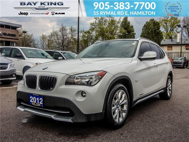 2012 BMW X1 xDrive28i (Stk: 6772B) in Hamilton - Image 1 of 22
