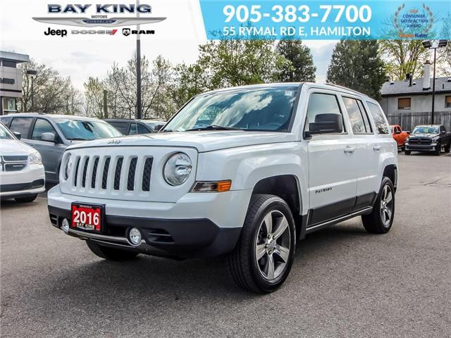 2016 Jeep Patriot Sport/North (Stk: 187733A) in Hamilton - Image 1 of 22