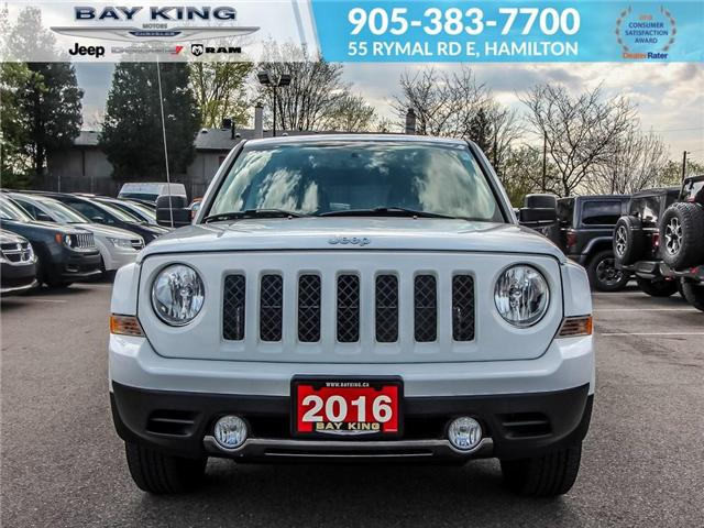 2016 Jeep Patriot Sport/North (Stk: 187733A) in Hamilton - Image 2 of 22