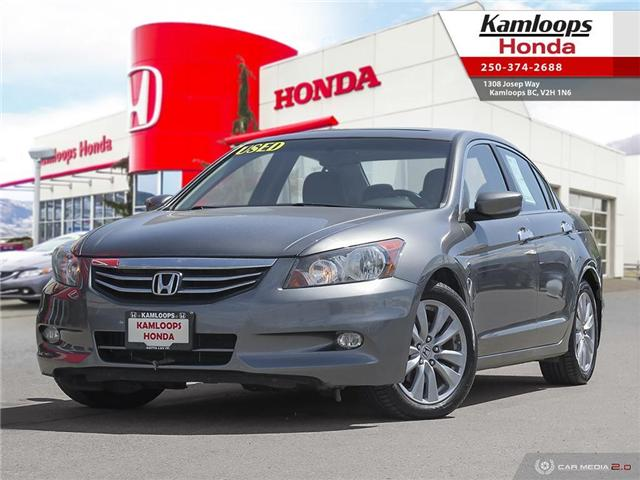 2011 Honda Accord EX-L V6 (Stk: 14451A) in Kamloops - Image 1 of 25