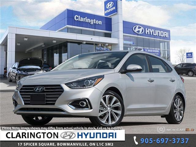 2019 Hyundai Accent Ultimate (Stk: 19364) in Clarington - Image 1 of 24