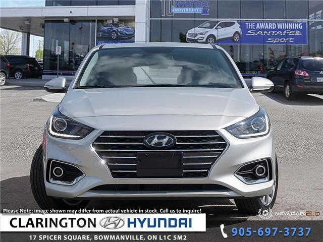 2019 Hyundai Accent Ultimate (Stk: 19364) in Clarington - Image 2 of 24
