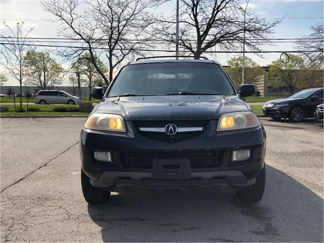 2005 Acura MDX Base (Stk: 003019T) in Brampton - Image 2 of 20