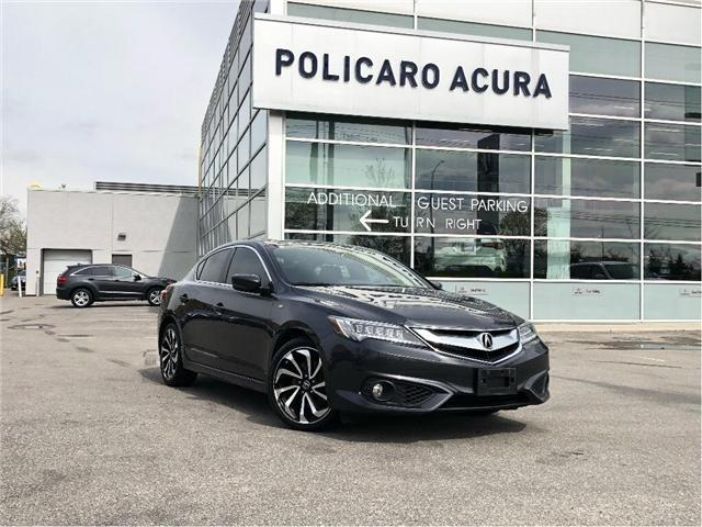 2016 Acura ILX A-Spec (Stk: 800311T) in Brampton - Image 1 of 27
