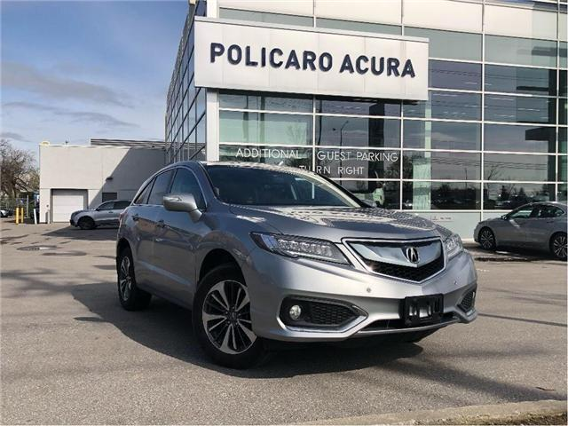 2017 Acura RDX Elite (Stk: 809257T) in Brampton - Image 1 of 26