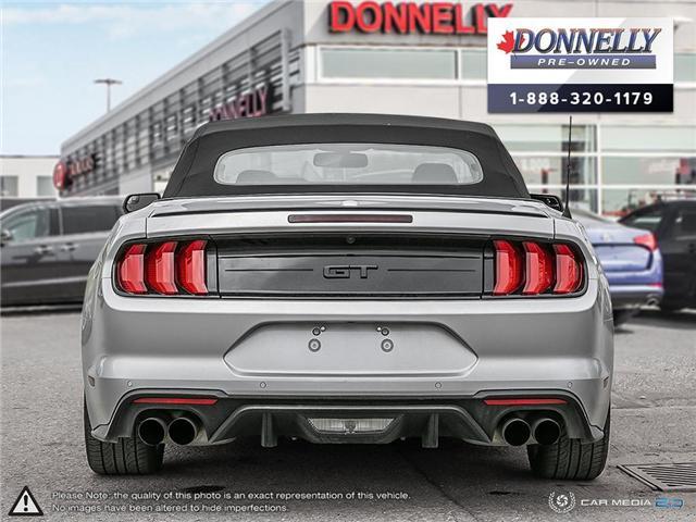 2018 Ford Mustang GT Premium (Stk: PLKU2273) in Kanata - Image 5 of 29