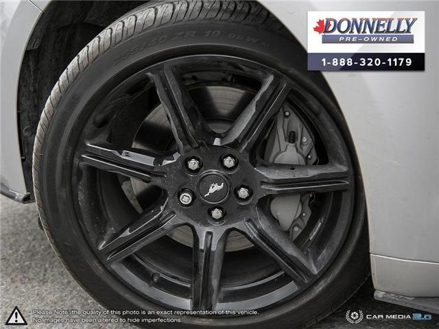 2018 Ford Mustang GT Premium (Stk: PLKU2273) in Kanata - Image 6 of 29