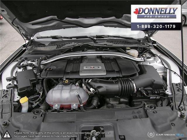 2018 Ford Mustang GT Premium (Stk: PLKU2273) in Kanata - Image 8 of 29