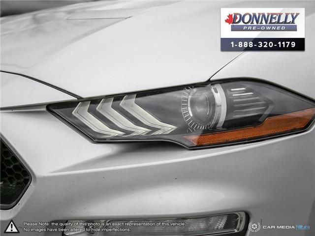2018 Ford Mustang GT Premium (Stk: PLKU2273) in Kanata - Image 10 of 29