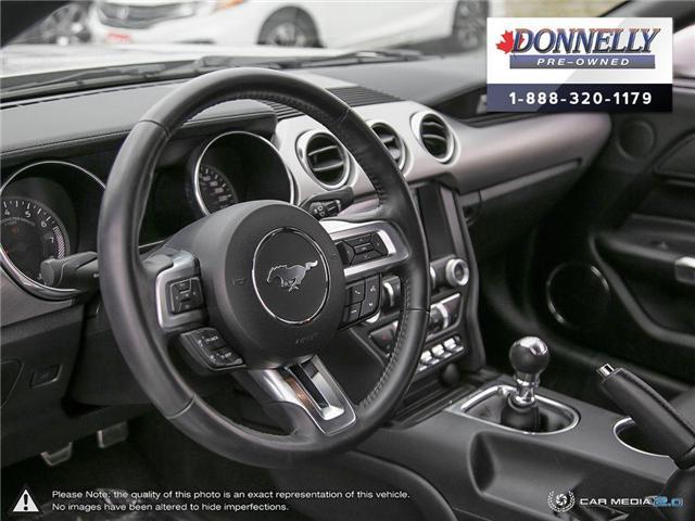 2018 Ford Mustang GT Premium (Stk: PLKU2273) in Kanata - Image 13 of 29
